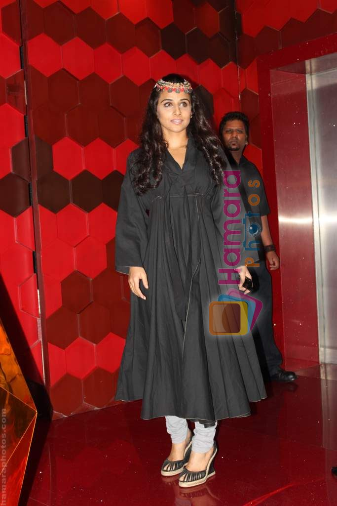 Vidya Balan at Shabana Azmi's 60th birthday bash in Juhu, Mumbai on 18th Sept 2010