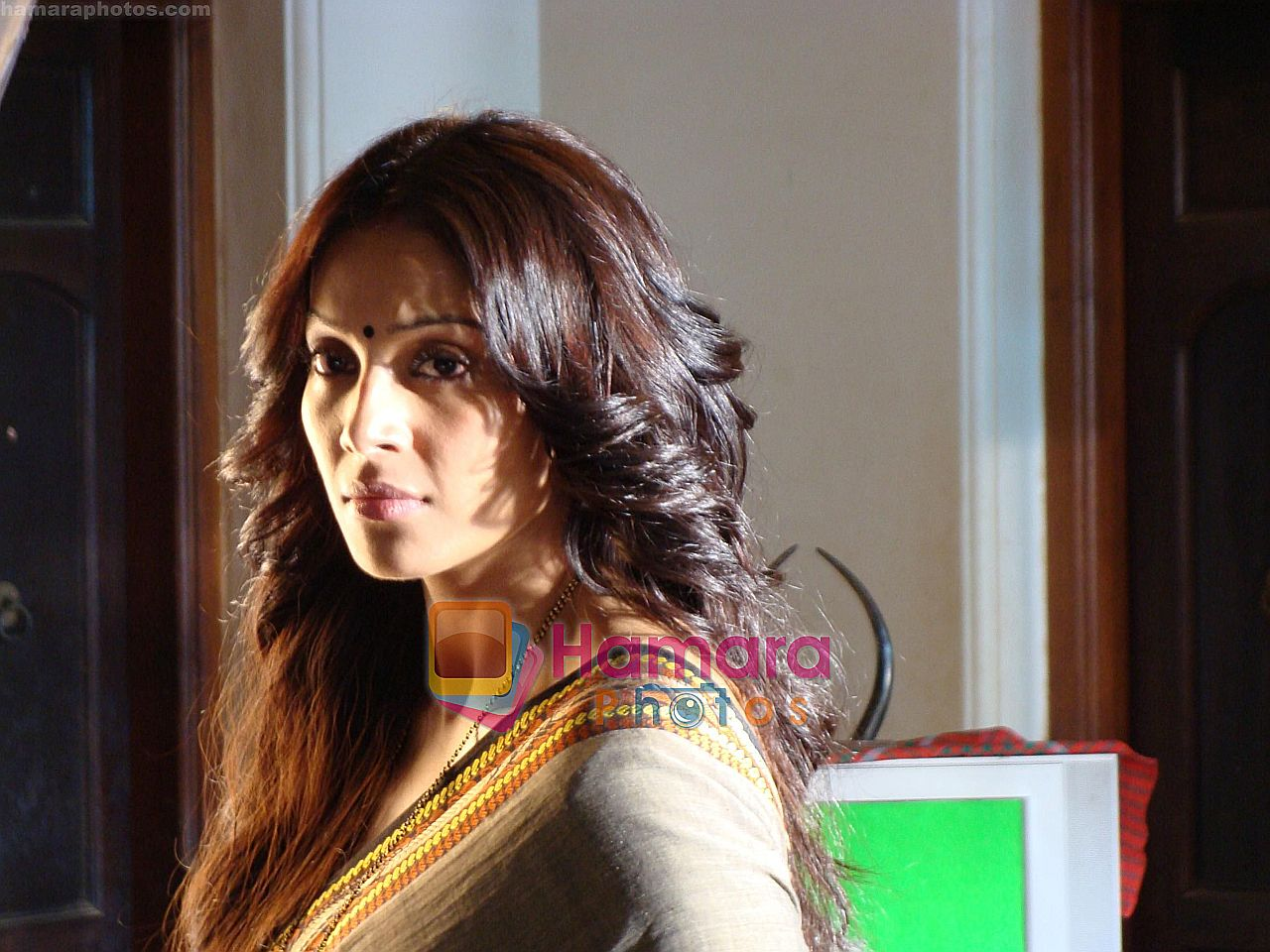 Bipasha Basu in the still from movie Aakrosh