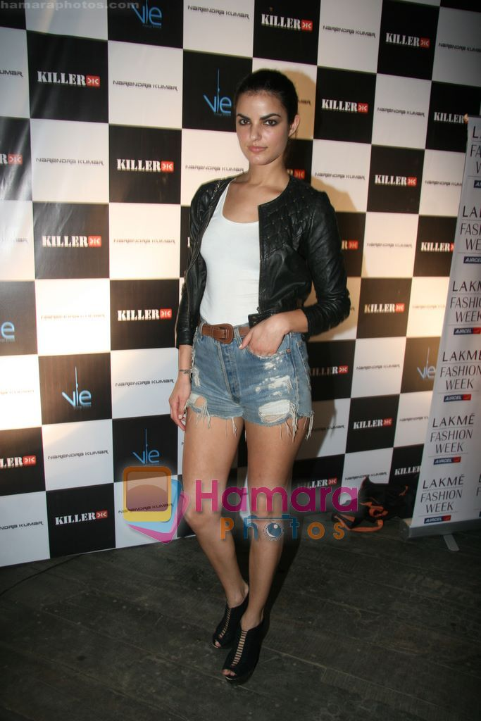at Narendra Kumar Show in Vie Lounge at Lakme Winter fashion week day 3 on 19th Sept 2010