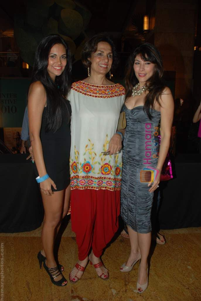 at Lakme Winter fashion week 2010 day 5 on 21st Sept 2010