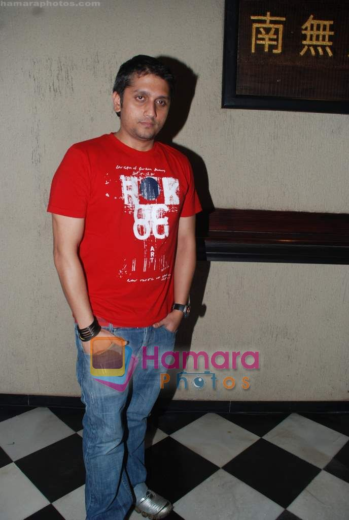 Mohit Suri at Being Human show after party in Balthazar, Juhu, Mumbai on 9th Oct 2010 ~0