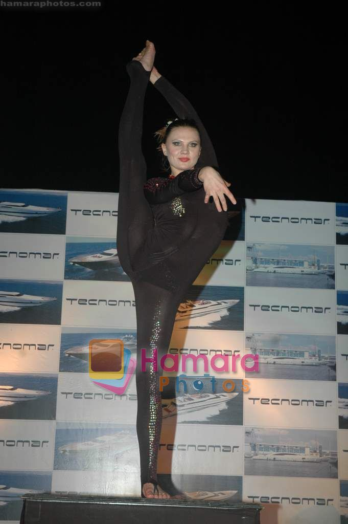 at Tecnomar bash in J W Marriott on 22nd Dec 2010