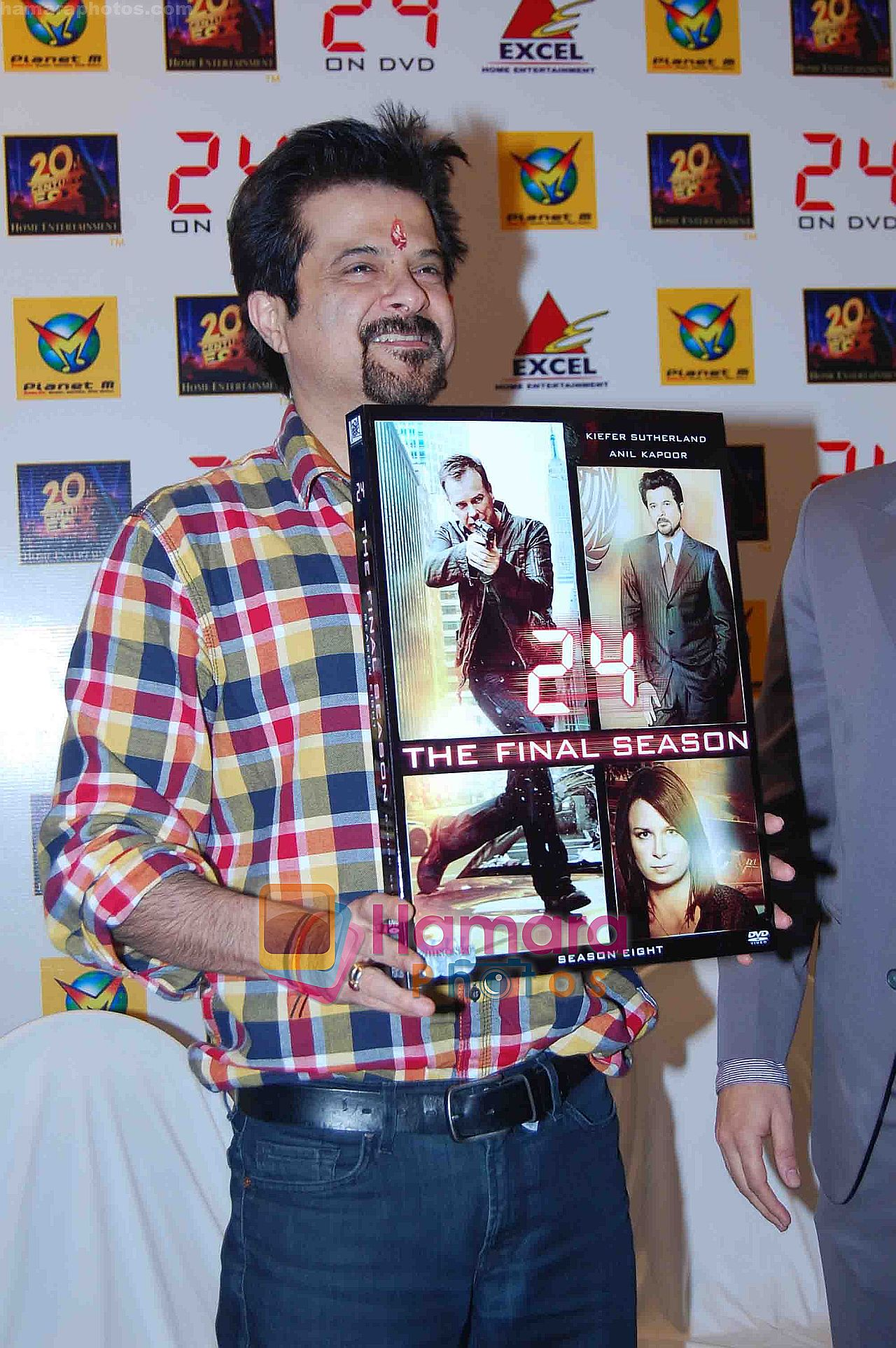 Anil Kapoor unveils 24 Season 8 on DVD at PLANET M on 27th Dec 2010