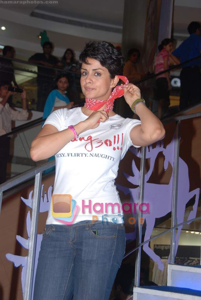 Gul Panag at Turning 30 promotional event in Inorbit Mall on 28th Dec 2010