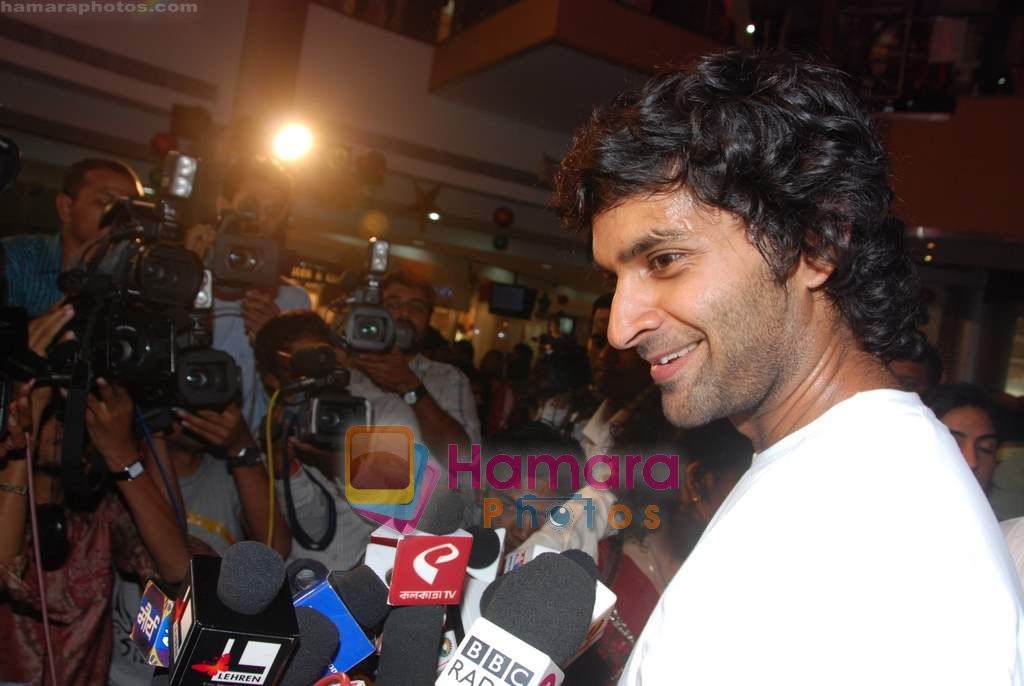 Purab Kohli at Turning 30 promotional event in Inorbit Mall on 28th Dec 2010