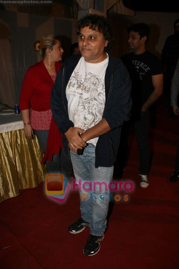 Anil Sharma at Romi Anand bash in Andheri on 28th Dec 2010