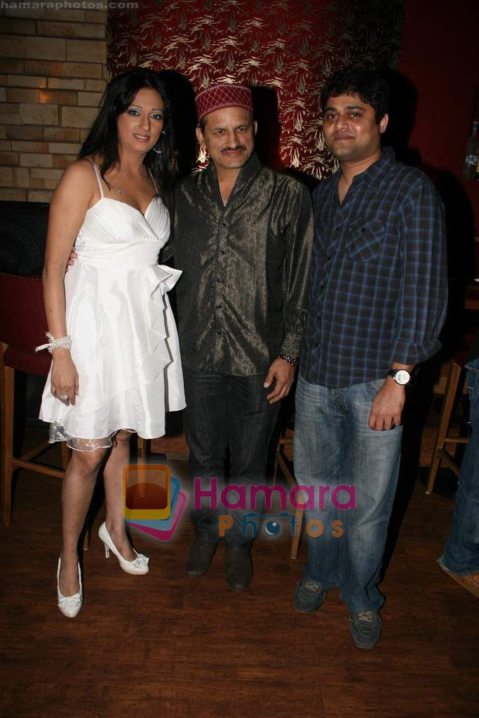 Brinda Parekh at Red Ant cafe bash in Bandra, Mumbai on 28th Dec 2010