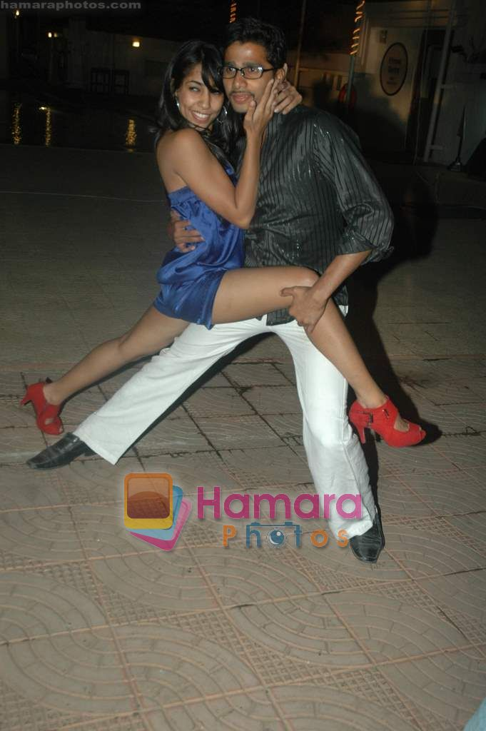 at Dance India Dance bash in The Orchid on 30th Dec 2010