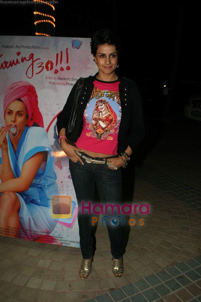 Gul Panag at Turning 30 promotional event in Sea Princess on 4th Jan 2011