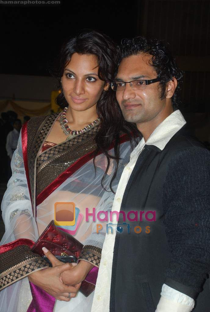 Chez Shetty at Puneet and Karisma's wedding in Mahalaxmi on 4th Jan 2011