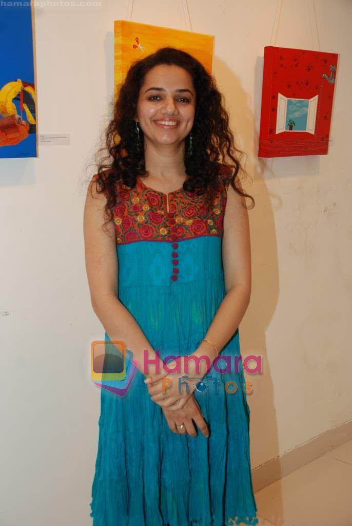 arpan sidhu at Bi-Scope exhibition by Maushmi Ganguly and Arpan Sidhu in Hirjee Gallery on 5th Jan 2011