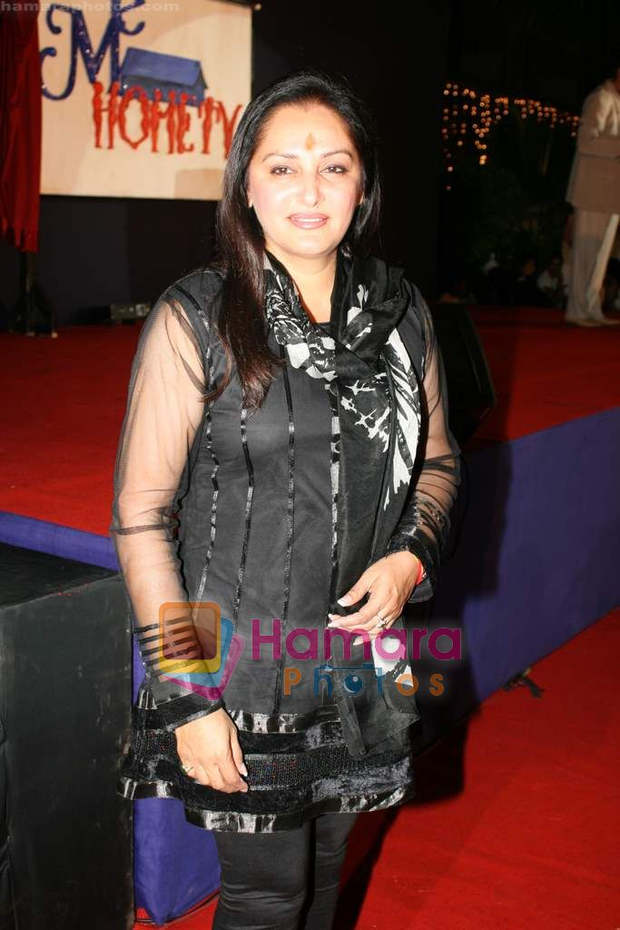 Jaya Pradha at the launch of Me Home TV in Sea Princess on 5th Jan 2011