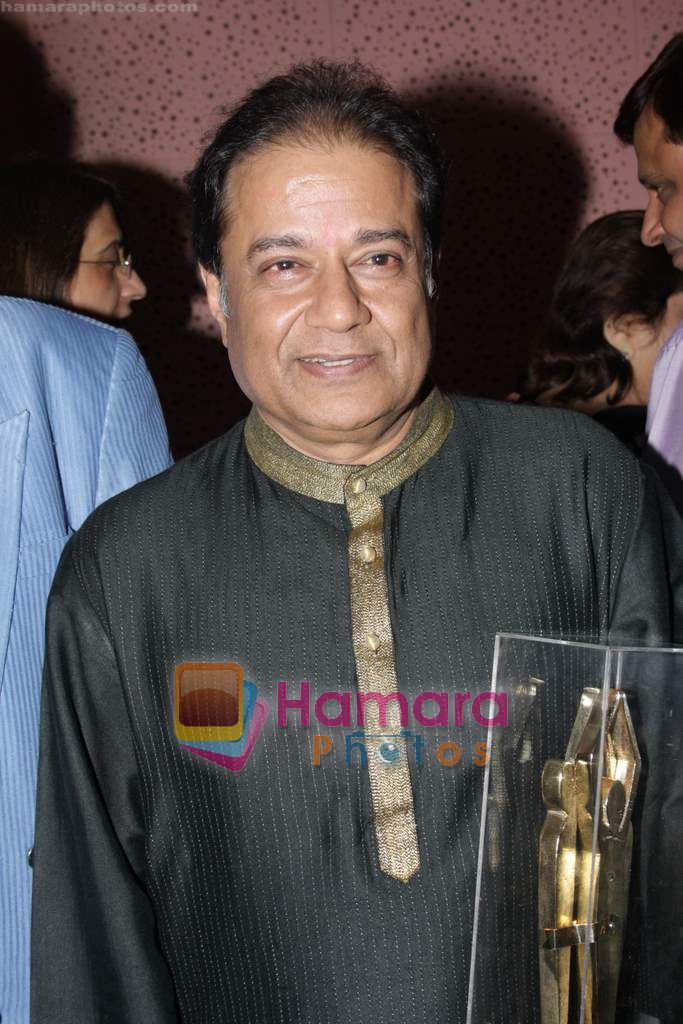 Anup Jalota at Mahendra Kapoor tribute by Sahyog Foundation in St Andrews on 9th Jan 2011