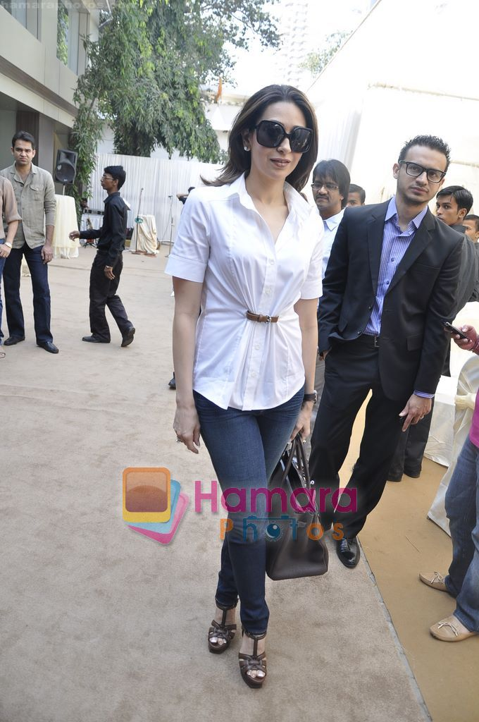 Karisma Kapoor at the launch of Giorgetti store in Raghuvanshi Mills, Mumbai on 9th Jan 2011