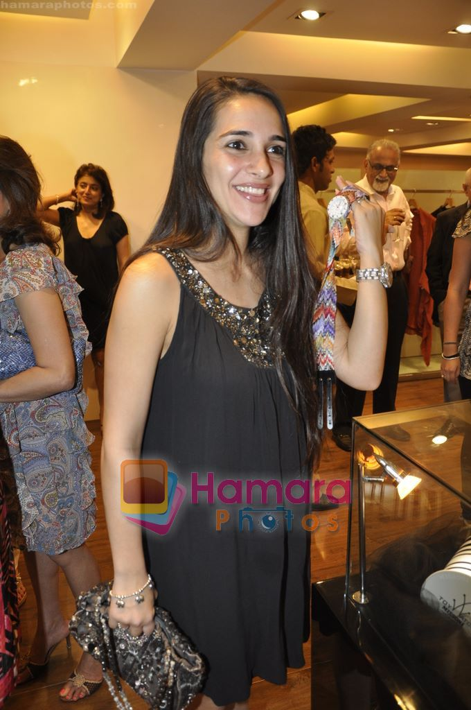 Tara Sharma at Toywatch preview in Aza, Mumbai on 12th Jan 2011