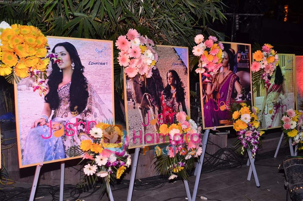 at the launch of Jashn calendar in Novotel, Mumbai on 12th Jan 2011