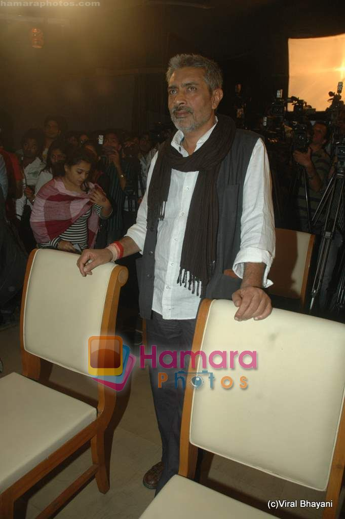 Prakash Jha at Yeh Saali Zindagi music launch in Marimba Lounge on 13th Jan 2011