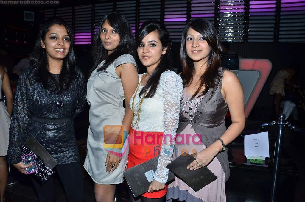 at the Maxim cover launch in Hype on 13th Jan 2011