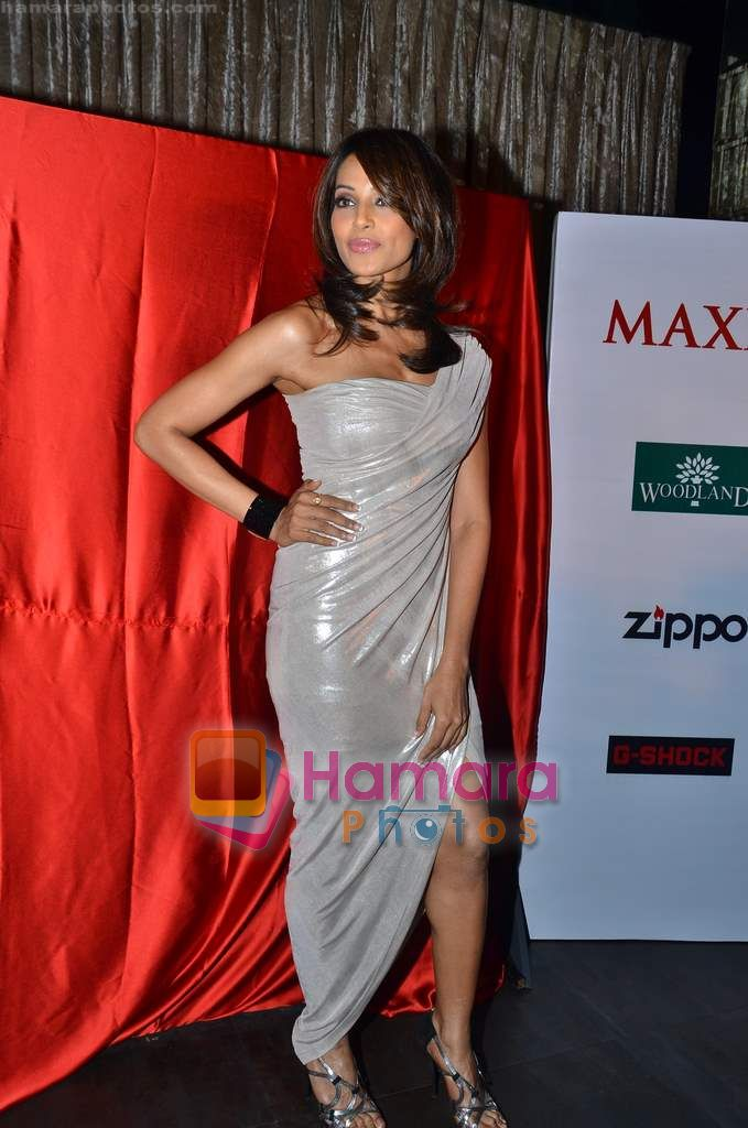 Bipasha Basu at the Maxim cover launch in Hype on 13th Jan 2011