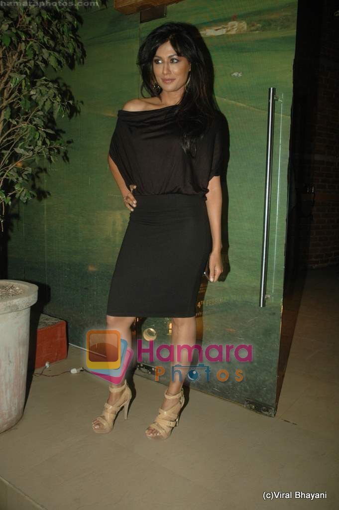 Chitrangda Singh at Yeh Saali Zindagi music launch in Marimba Lounge on 13th Jan 2011