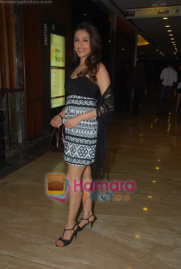 Aarti Chhabria at Ashmit Patel's birthday bash in Veda on 13th Jan 2011