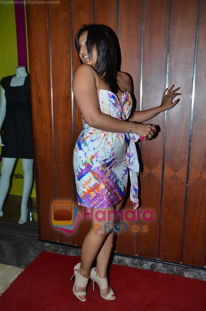 Meghna Naidu at Ashmit Patel's birthday bash in Veda on 13th Jan 2011
