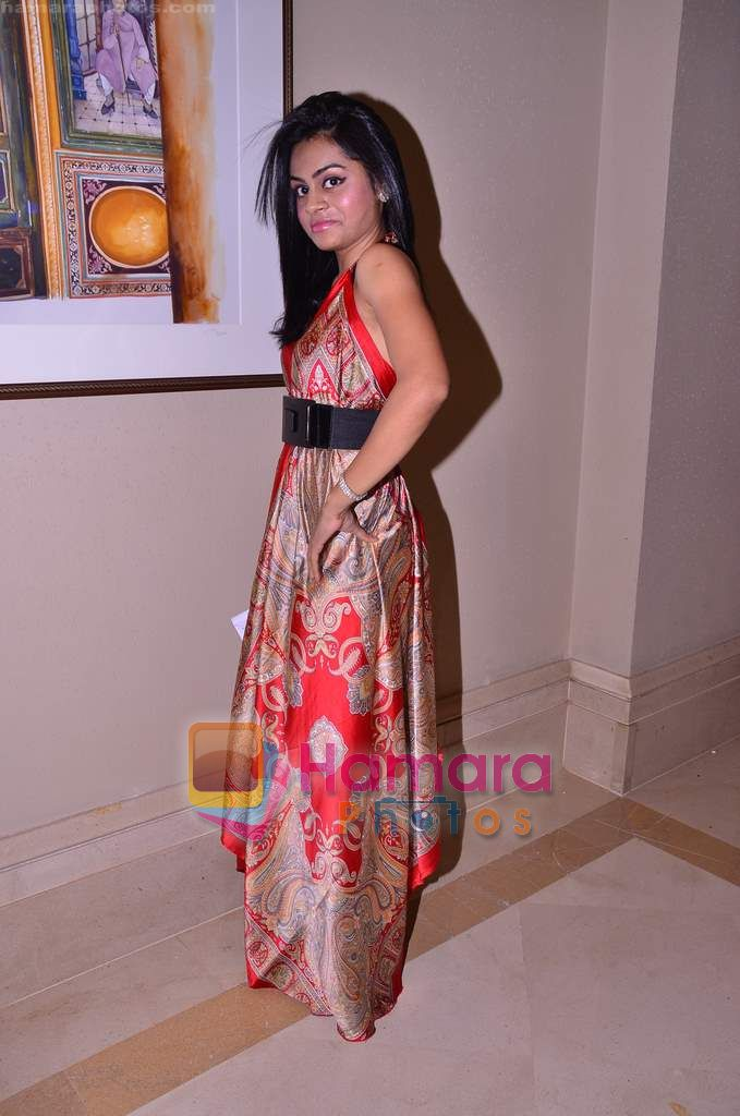 at the Filmfare Awards press meet in J W Marriott on 13th Jan 2011