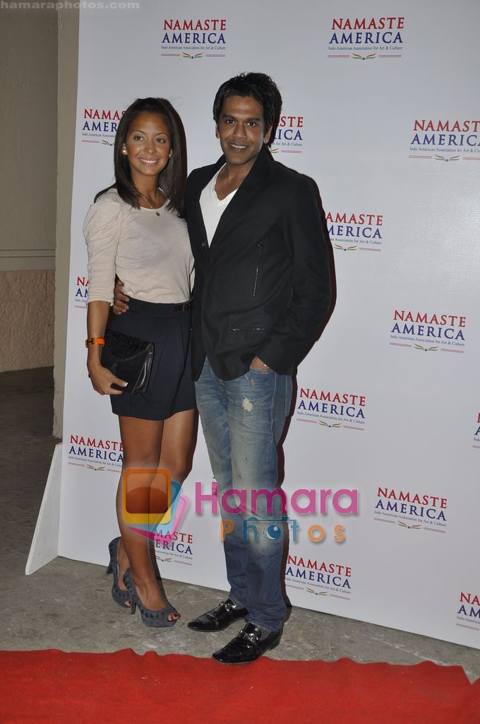 Rocky S at Namastey America Launch in .USA Consulate, Mumbai on 19th Jan 2011JPG