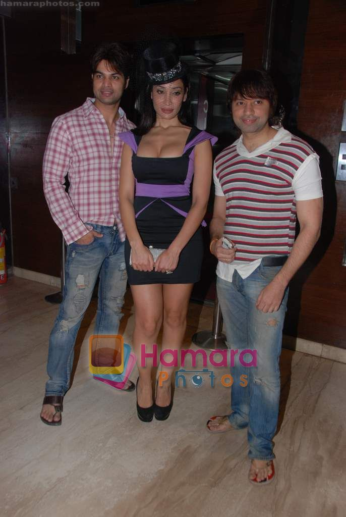 Sofia Hayat, Kapil Sharma at United Six screening for lady NGO in Cinemax on 4th Feb 2011