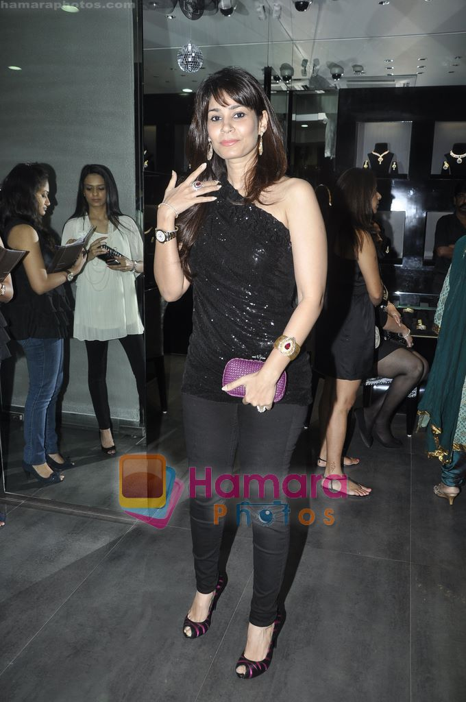 at Gehna Jewellery 25th anniversary bash in Gehna, Bandra, Mumbai on 9th April 2011