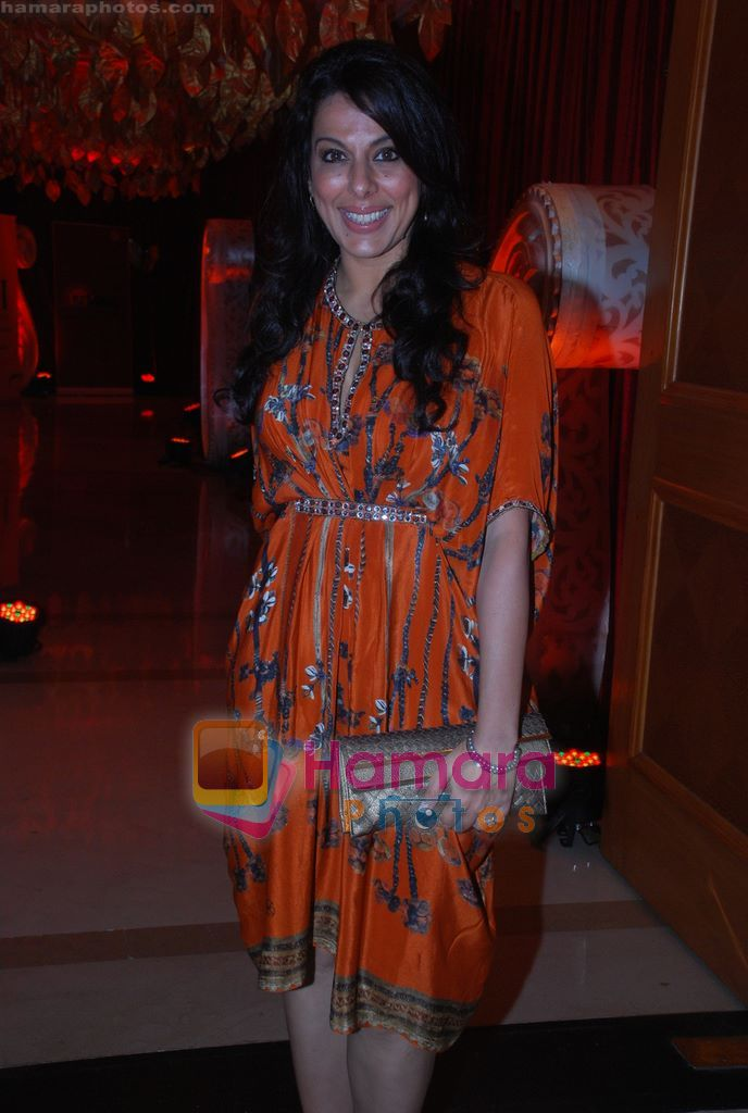 Pooja Bedi at Shane-Falguni show at Shehnaai 2011 in J W marriott, Juhu, Mumbai on 9th April 2011