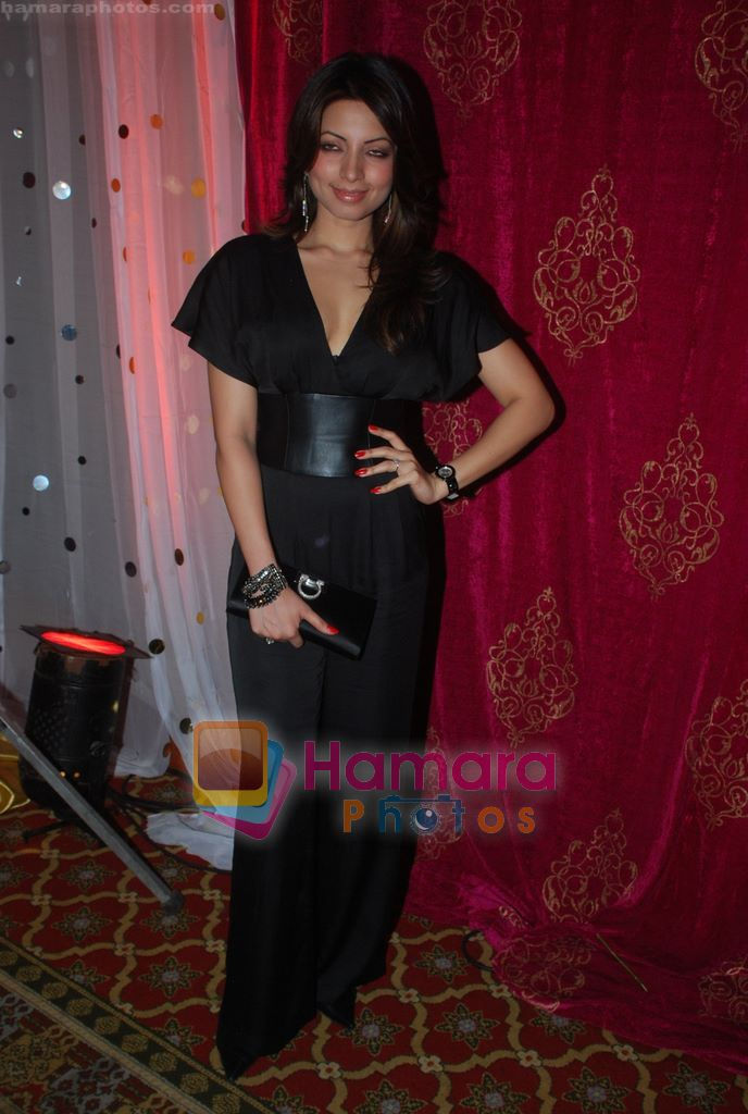 Shama Sikander at Shane-Falguni show at Shehnaai 2011 in J W marriott, Juhu, Mumbai on 9th April 2011