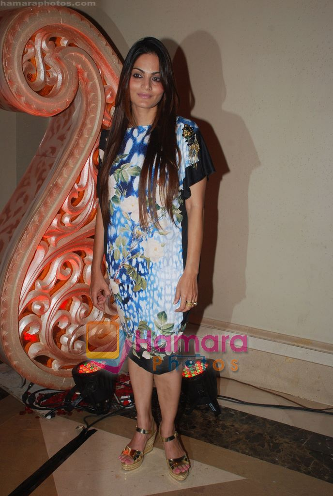 Alvira Khan at Shane-Falguni show at Shehnaai 2011 in J W marriott, Juhu, Mumbai on 9th April 2011
