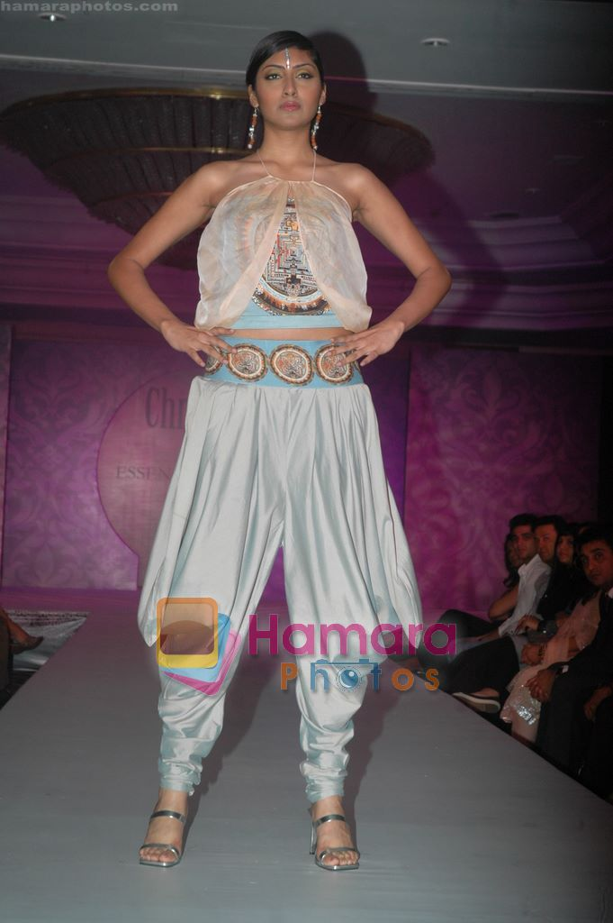 at SNDT Chrysalis fashion show in lalit intercontinental, Mumbai on 18th April 2011