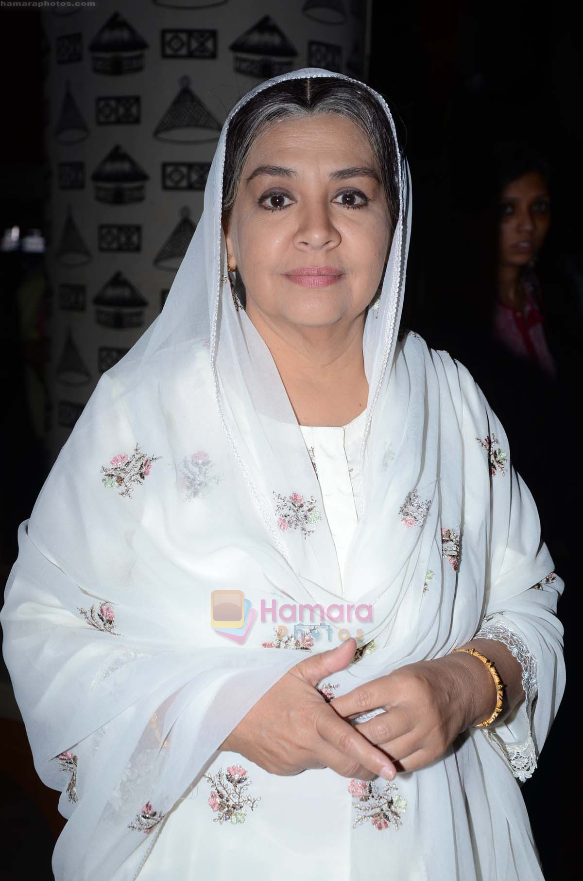 Farida Jalal at the Ammaji Ki Galli launch party held at Marimba Lounge, Andheri west on Monday 20th June, 2011