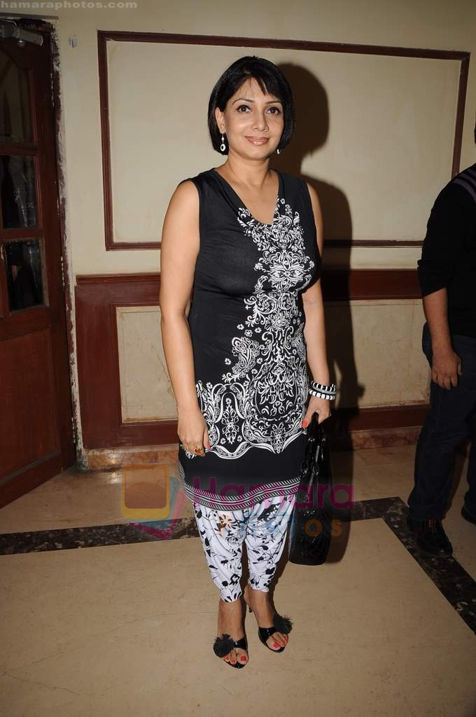 Asawari Joshi at the Audio release of Chala Mussaddi - Office Office in Radiocity Office on 25th July 2011