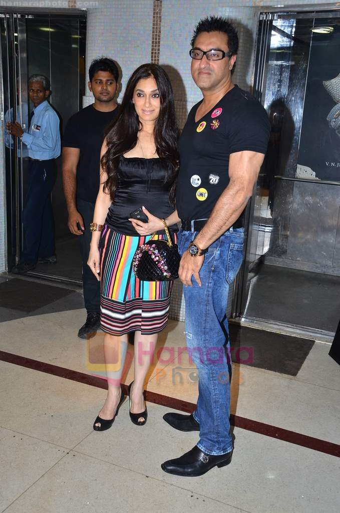 Lucky Morani, Mohammed Morani at Ra One Completion bash in Esco Bar on 31st July 2011