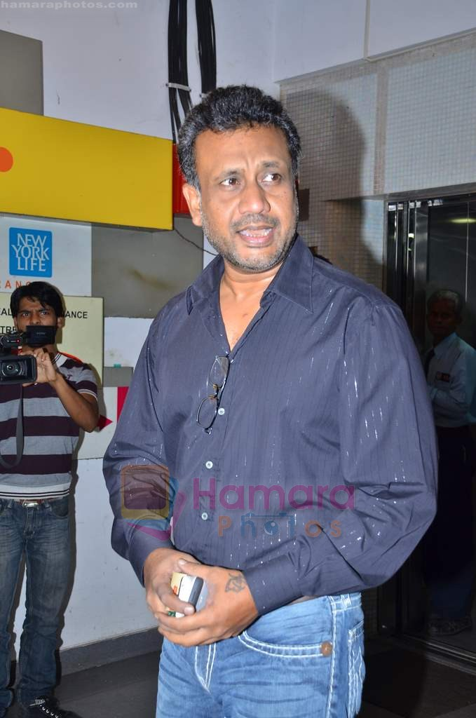 Anubhav Sinha at Ra One Completion bash in Esco Bar on 31st July 2011