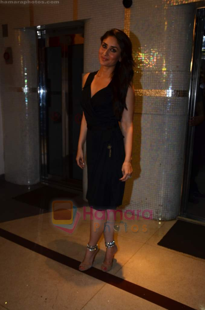 Kareena Kapoor at Ra One Completion bash in Esco Bar on 31st July 2011