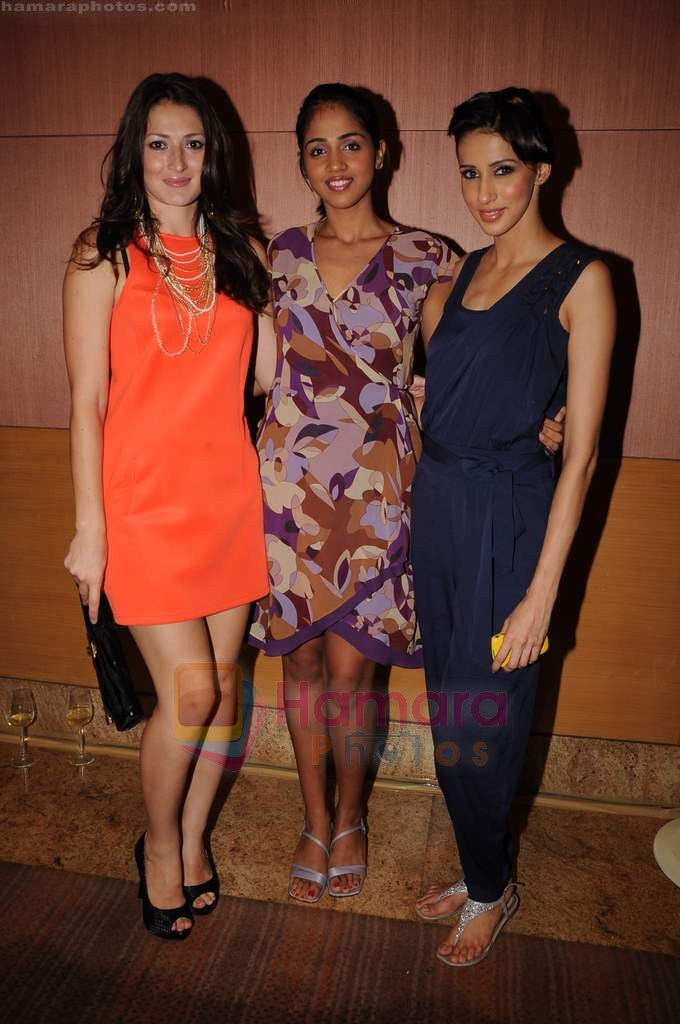 Alecia Raut on day 2 of IIJW 2011 in Grand Hyatt on 1st Aug 2011