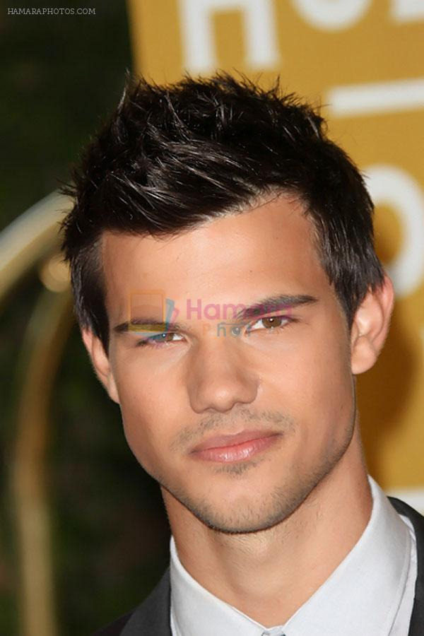 Taylor Lautner attends the 2011 Hollywood Foreign Press Association Annual Installation Luncheon in Beverly Hills Hotel, CA on 4th August 2011