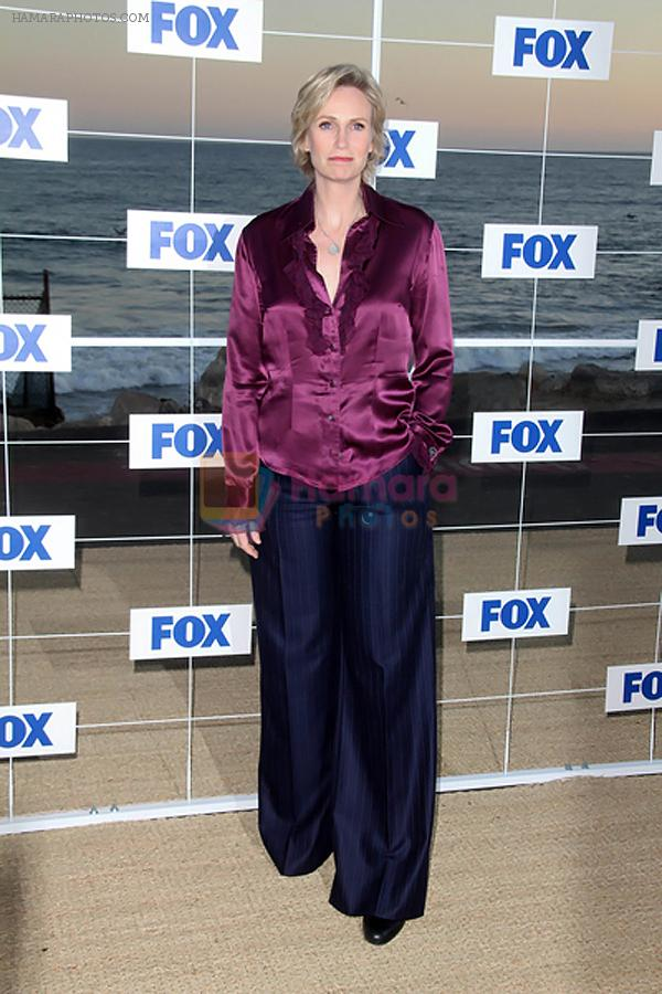 Jane Lynch attends the 2011 Fox All-Star Party in Gladstone's Malibu, CA, USA on 5th August 2011