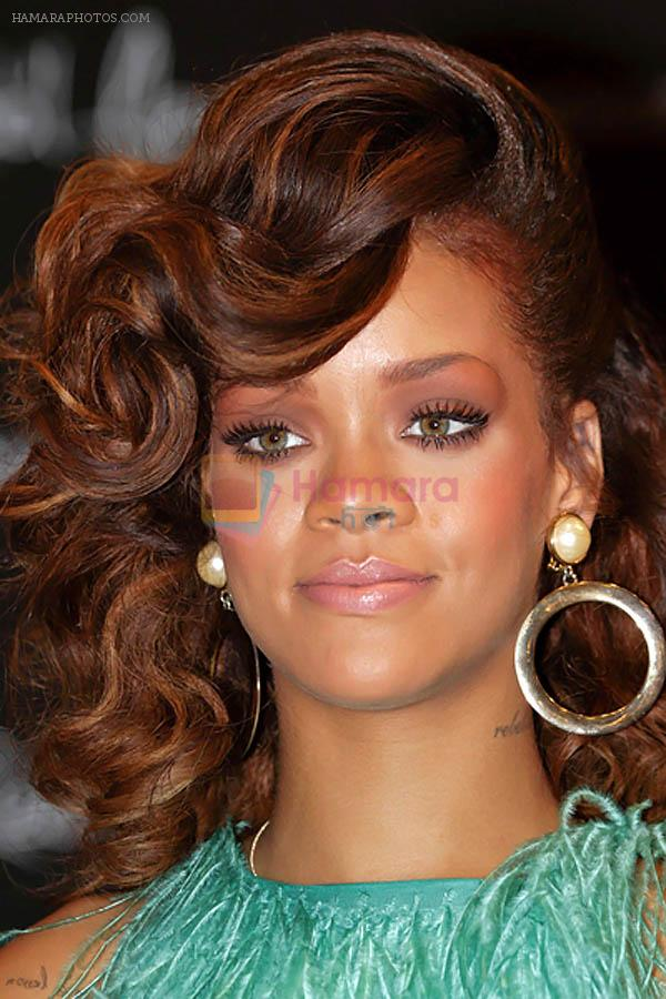 Rihanna Launches Her Rebl Fleur Fragrance at House of Fraser Store, Oxford Street, in London on August 19, 2011
