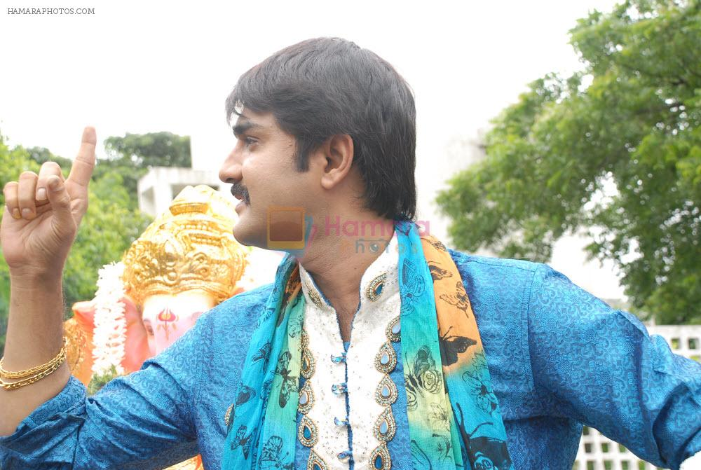 Srikanth attended the movie Devaraya Opening on 31st August 2011