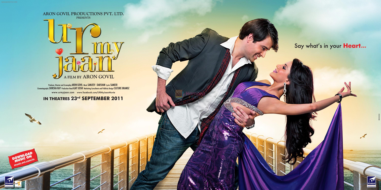 U r my jaan (#4 of 6): extra large movie poster image imp awards.
