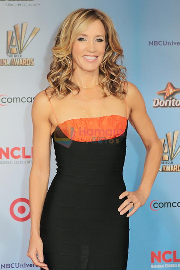 Felicity Huffman attends the 2011 NCLR ALMA Awards in Santa Monica Civic Auditorium on 10th September 2011