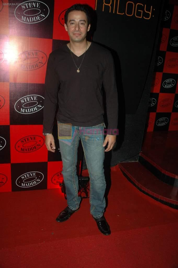 Zulfi Syed at Steve Madden launch in Trilogy on 15th Sept 2011