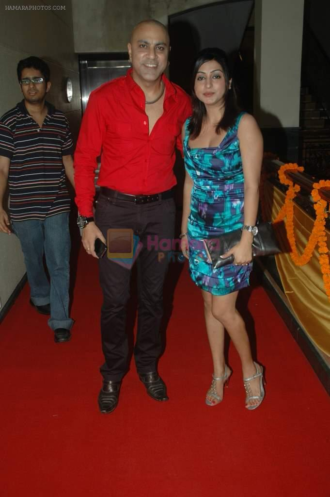 Baba Sehgal at Tere Mere Phere music launch in Raheja Classique, Andheri on 16th Sept 2011