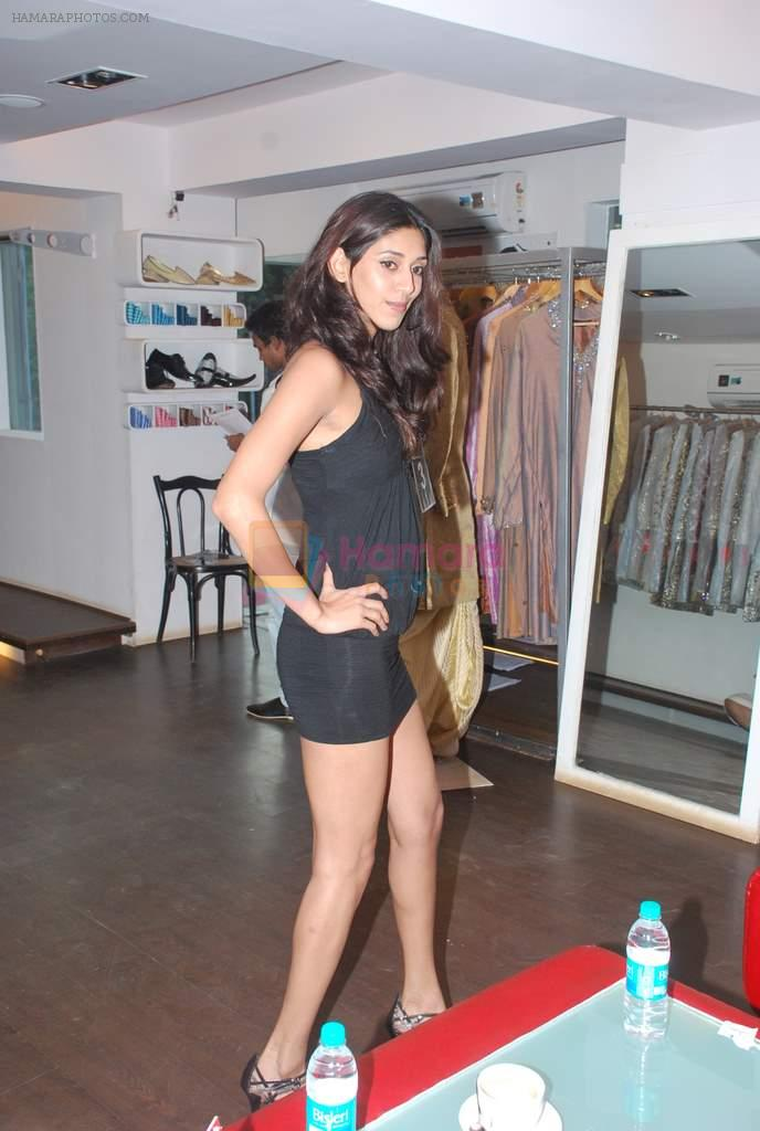 at Punjab Fashion Week auditions in Riyaz Gangji Store on 17th Sept 2011