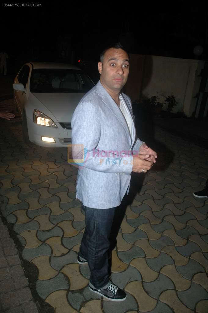 Russell Peters at the Speedy Singhs bash on 21st Sept 2011